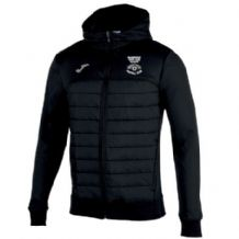 Banbridge YC OB Berna Hoodie Jacket Black - Adults 2018